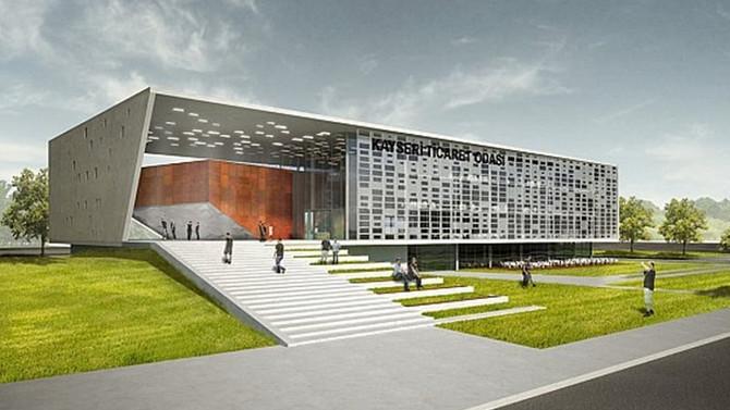 KTO'ya En İyi Mimari Tasarım ödülü