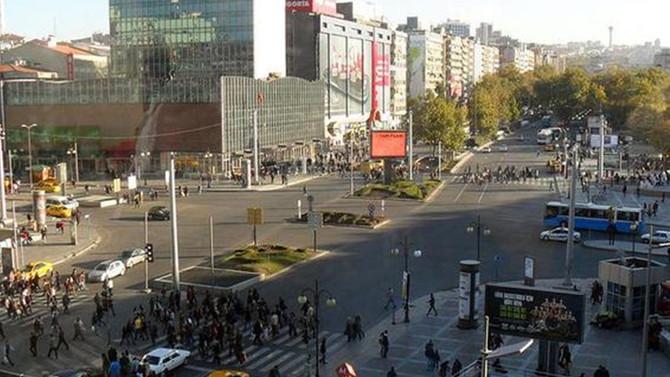 Başkentte eylem ve etkinlik yasağı