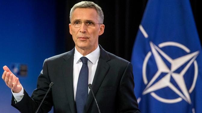 NATO Genel Sekreteri Stoltenberg: Kudüs ABD'nin kendi kararı