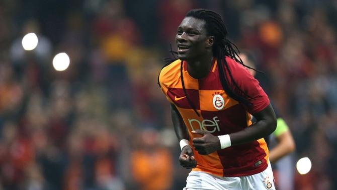 Gomis: Süper Lig'in ilk yarısını lider bitirebiliriz