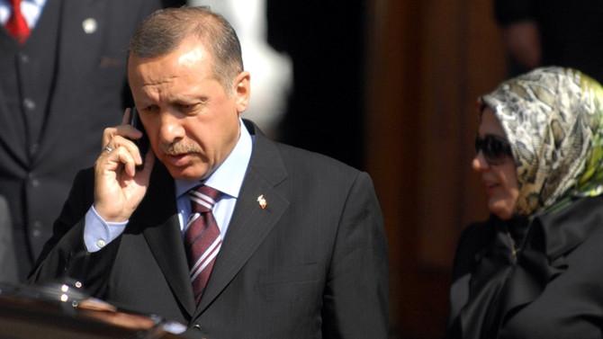 Erdoğan, Selman ve el Sani ile Kudüs'ü görüştü