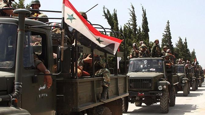 Rusya: Suriye, DEAŞ'tan tamamen temizlendi