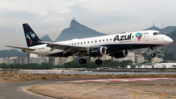 THY, Brezilyalı Azul ile anlaşma imzaladı