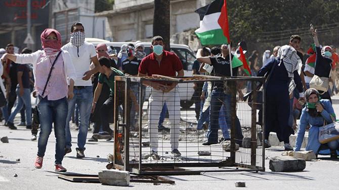 Filistin'de tansiyon yükseldi