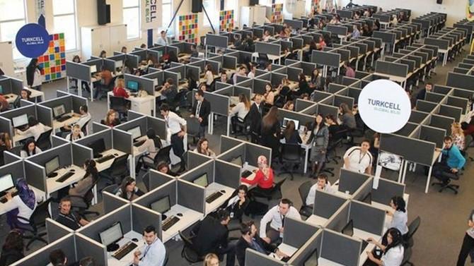 Turkcell, bu yıl 2300 kişiyi işe alacak