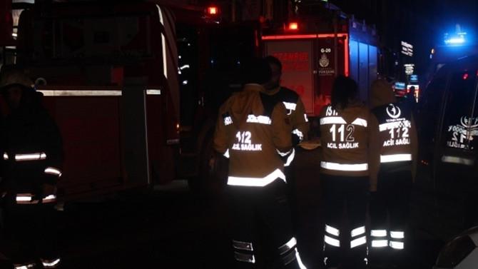 İstanbul'da molotof ve ses bombalı saldırı