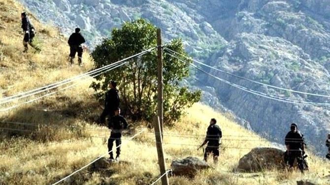 Amanos Dağları'nda çatışma: 1 şehit