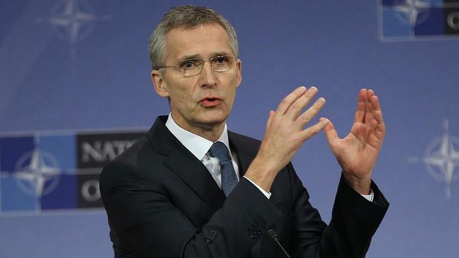 Stoltenberg: Atlantik ötesi güvenliği için kritik bir zamandayız