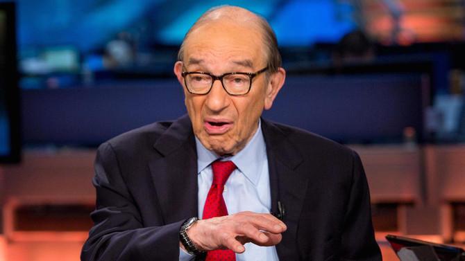 Greenspan: Euro Bölgesi çalışmıyor