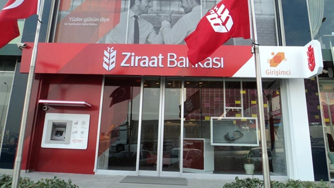 Ziraat Bankası'nın kârı yüzde 27 arttı