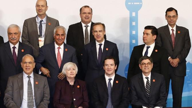 G20'nin gündeminde 'kur' olacak