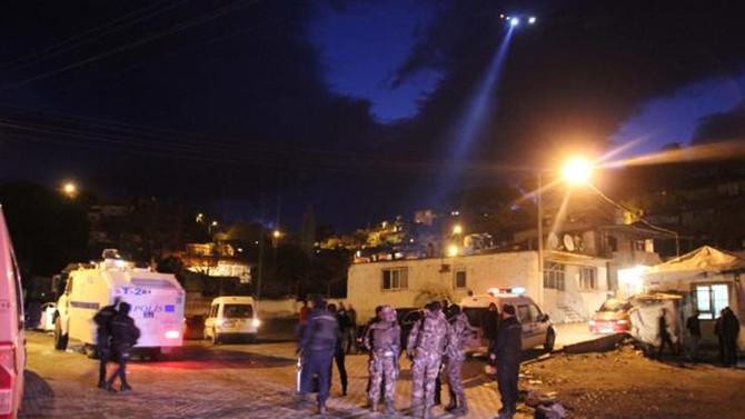 400 polisle uyuşturucu operasyonu