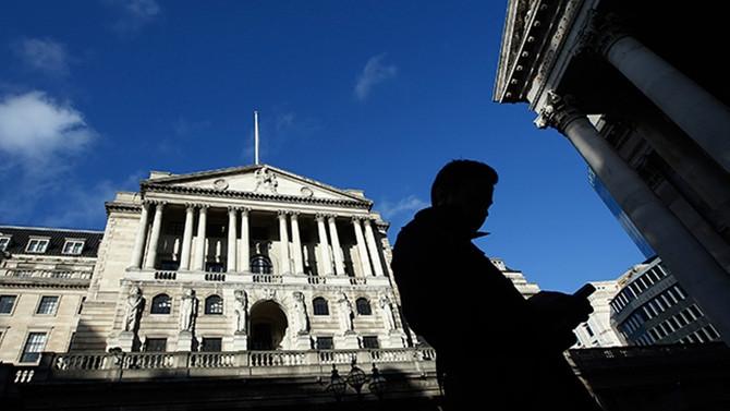 BoE'de üst düzey istifa