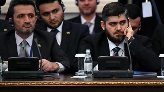 Suriye muhalefeti karar değiştirdi