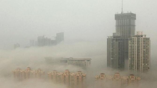 Çin'deki hava kirliliği iklim değişikliğiyle bağlantılı