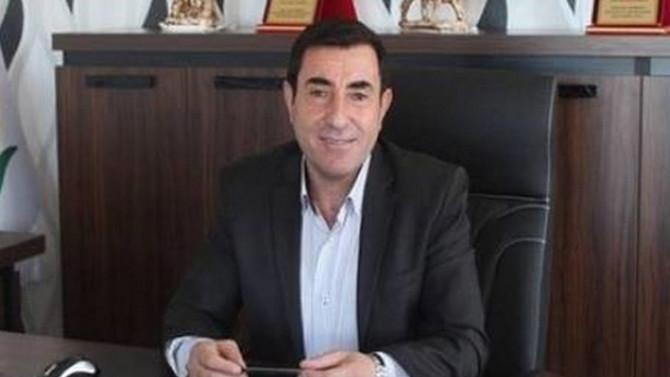 Van'da DBP'li başkana gözaltı