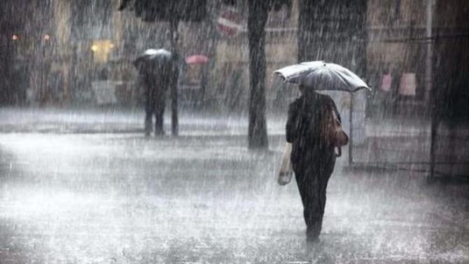 İstanbul'da sağanak yağışa dikkat