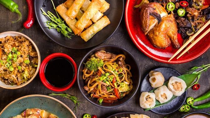 İstanbul Marriott Şişli, Çin mutfağına ev sahipliği yapıyor