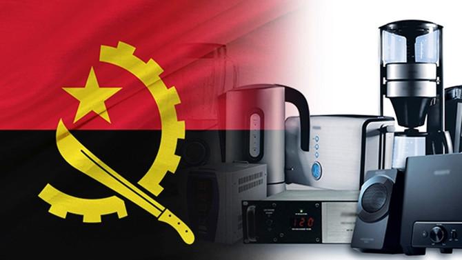 Angola firması elektrikli ev aletleri talep ediyor