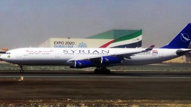 Suriye Havayolları uzun menzilli uçak satın aldı
