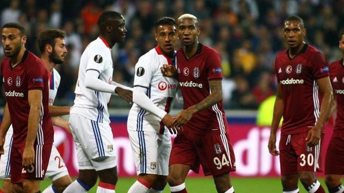 UEFA'dan Lyon ve Beşiktaş'a soruşturma