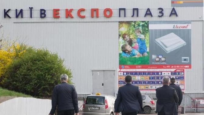 Ukrayna'daki fuara Türk şirketlerinden yoğun ilgi