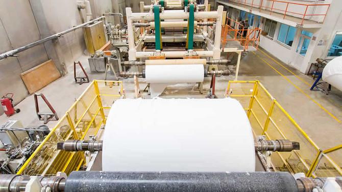 Temizlik kağıtları üretim kapasitesinin yüzde 80' i son 12 yıl içinde yaratıldı