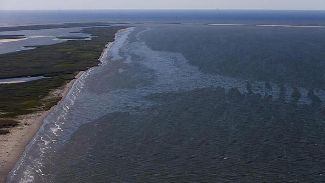 Alaska'da petrol ve doğalgaz sızıntısı