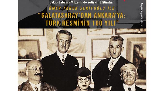 Türk resminin 100 yılı anlatılacak