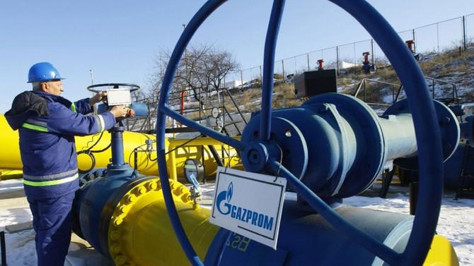 Gazprom, doğalgaz üretimini arttırdı