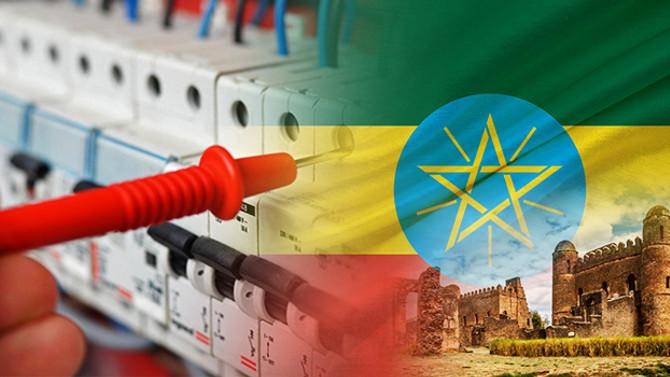 Etiyopya Türk malı elektrik malzemeleri tercih ediyor