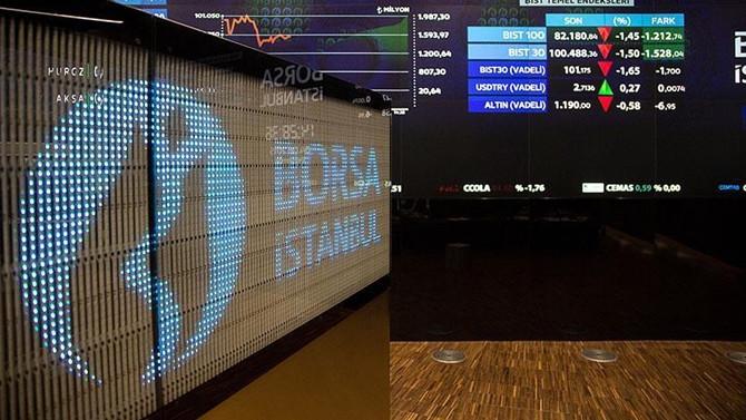 Borsa 91.000'e yaklaştı