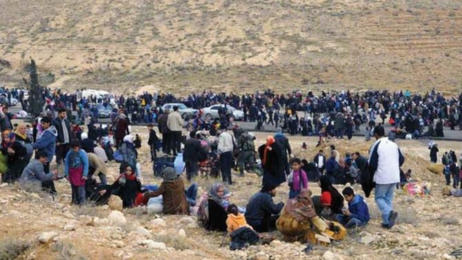 Musul'da 500 bin kişi evini terk etti