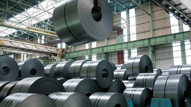 ABD'nin çelik ihracatı arttı