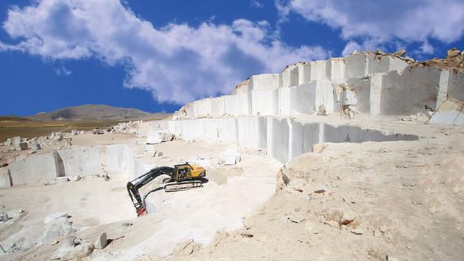 Maden sektörü ihracatı yüzde 36 arttı