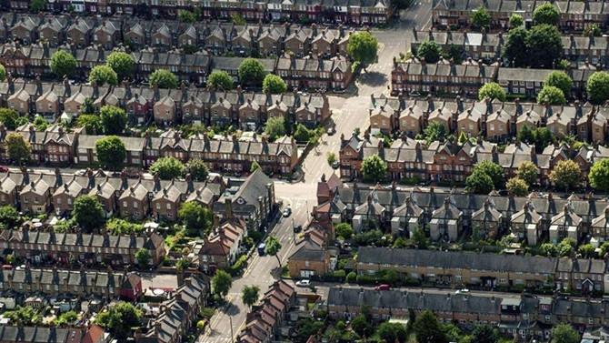 Londra'da konut fiyatlarınki artış yavaşladı