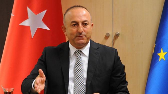 Çavuşoğlu'dan  'AB' değerlendirmesi