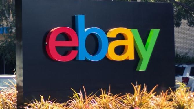 eBay'dan ilk çeyrekte 2,2 milyar dolar gelir