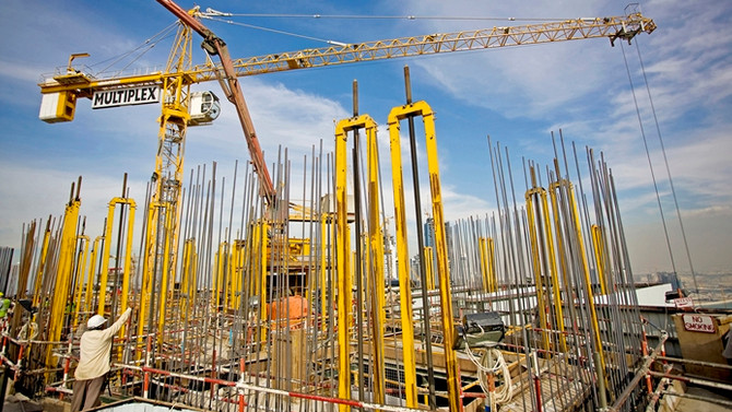 Bina inşaat maliyeti yüzde 7 arttı