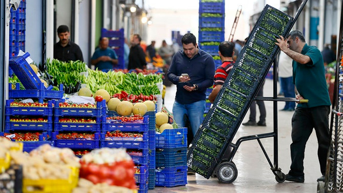 Rusya sebze yasağını kaldırıyor