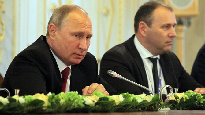 Putin: S-400'lerin sevkiyatını yapmaya hazırız