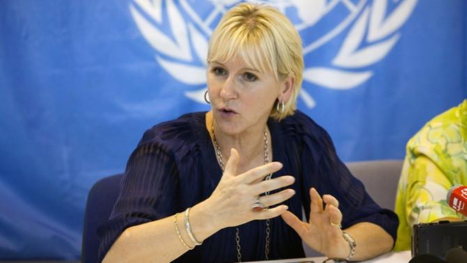 'Rusya, İsveç'i herhangi bir nedenle tehdit edemez'