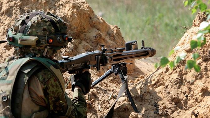 Bingöl'de terör operasyonu: 1 asker şehit