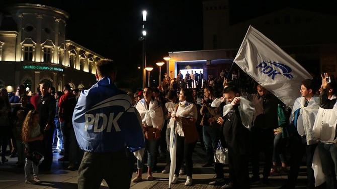 Kosova'da PAN'ın zaferi