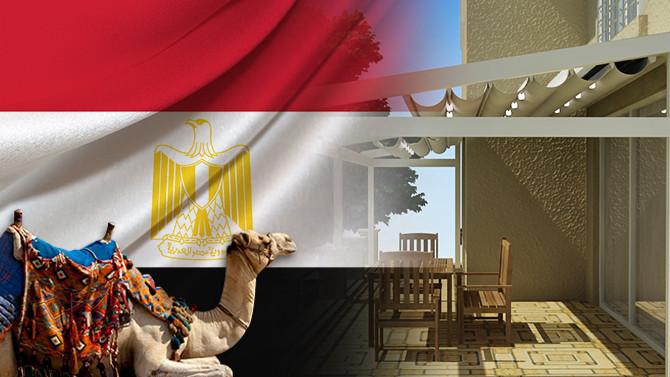 Mısırlı firma motorlu tente aksesuarları istiyor
