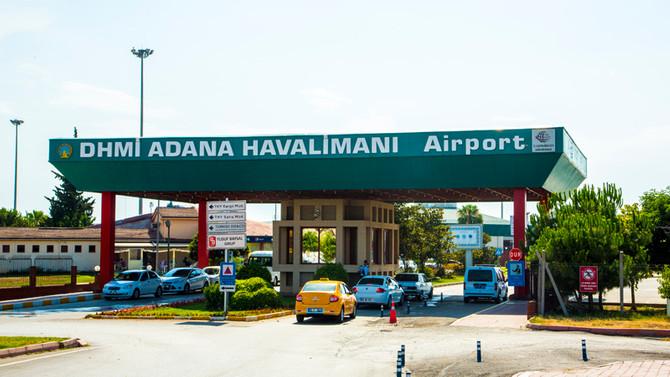 Adana Havalimanı'ndan 461 bin yolcu geçti