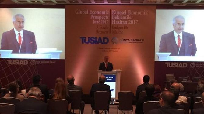 Dünya Bankası'ndan KGF, TÜSİAD'dan 'algı' uyarısı