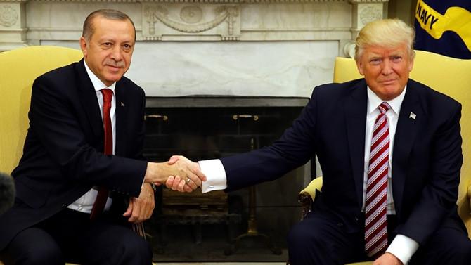 Erdoğan, Trump ile Katar krizini görüşecek