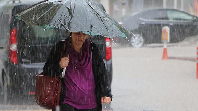 Meteorolojiden 5 il için kuvvetli yağış uyarısı