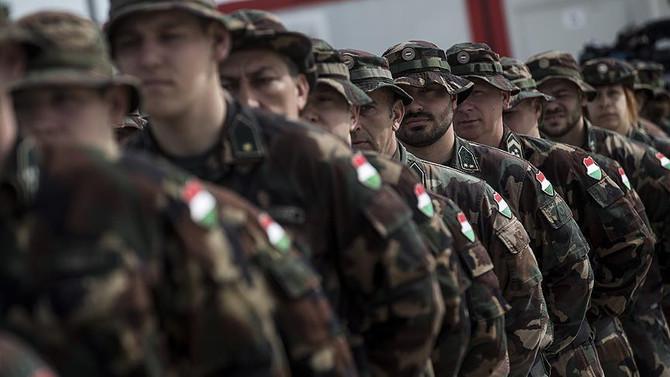 Macaristan, Irak'taki asker sayısını arttırdı